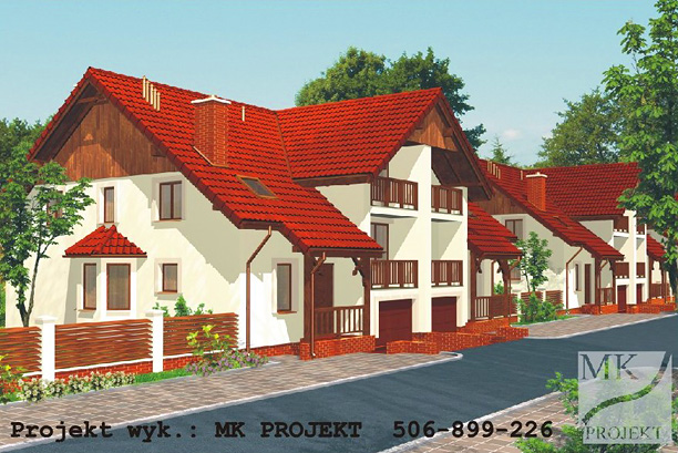 dom w krakowie